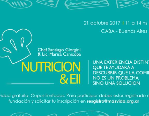 Posteo NUTRICION & EII 2017